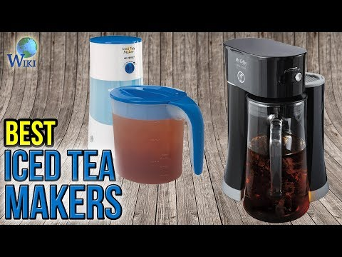 7 Best Iced Tea Makers 2017