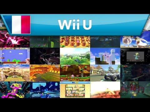 Des jeux, des jeux et encore des jeux (Wii U)