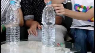 "Physics Experiment ""do Not Open Bottle!"""