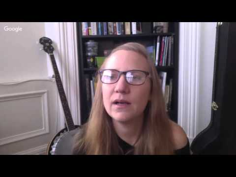 Antiquities Trafficking and Art Crime Week 3 - Live Hangout
