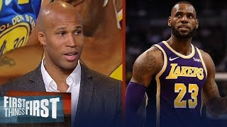 Richard Jefferson talks Lakers