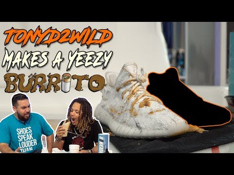 The Cheezy Yeezy, can we clean it?