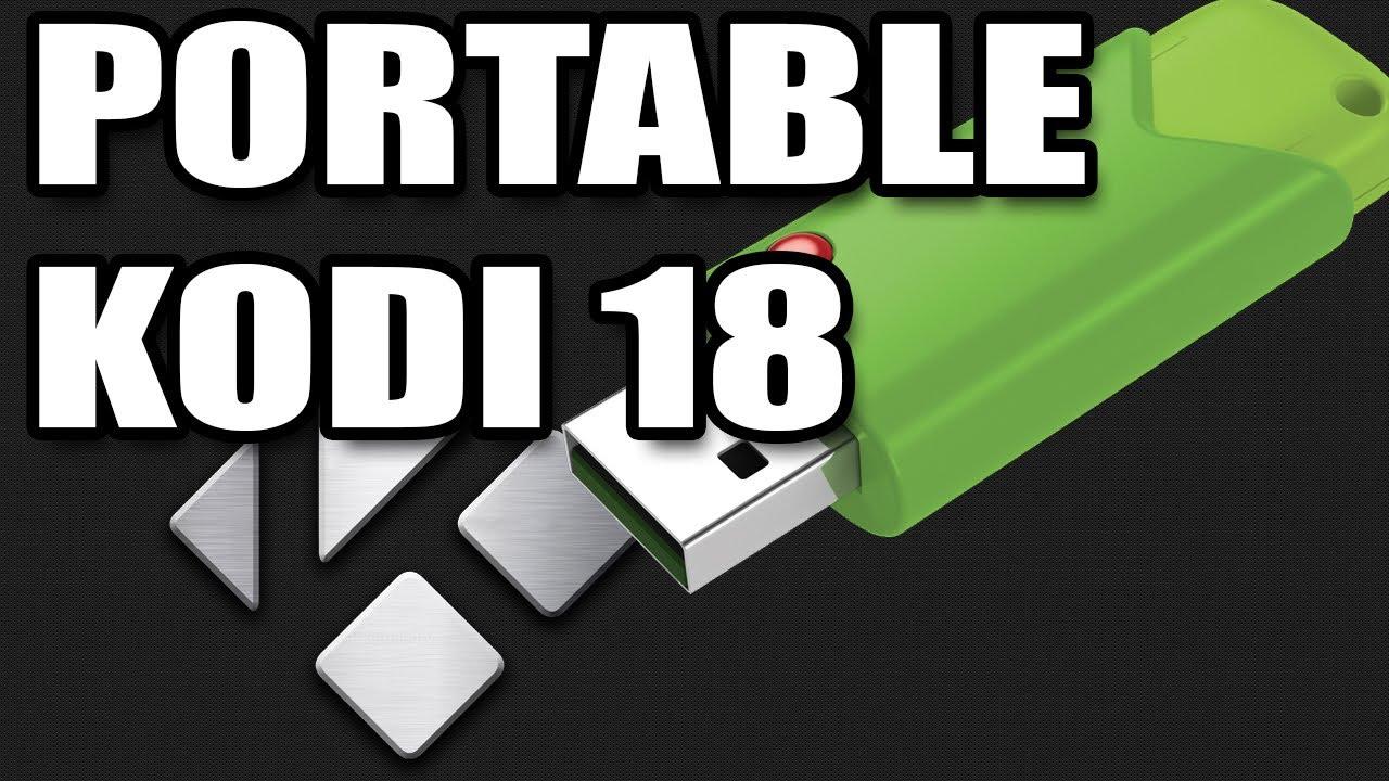 how to make kodi 17.2 on usb flash drive