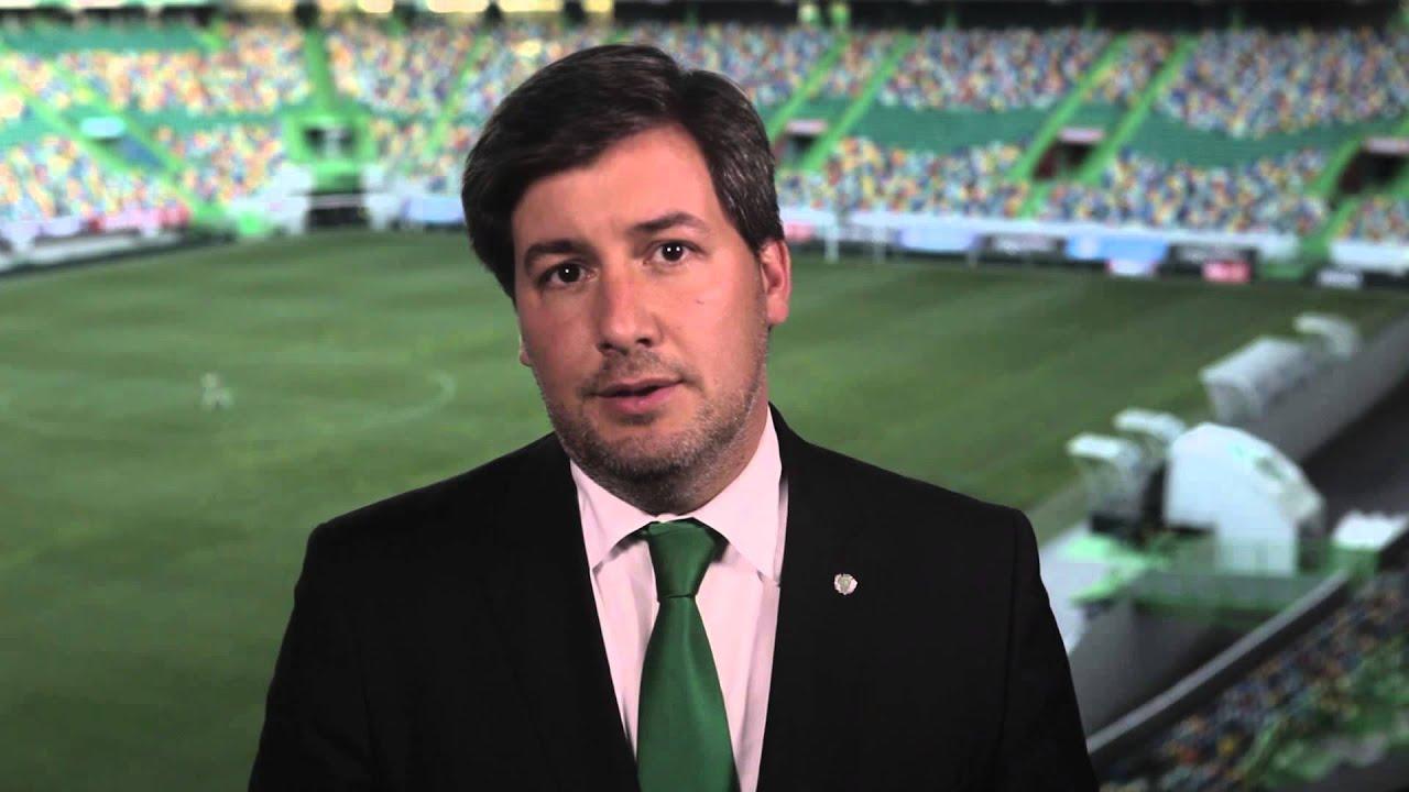 IX Congresso Leonino - Mensagem do Presidente Bruno de Carvalho - YouTube