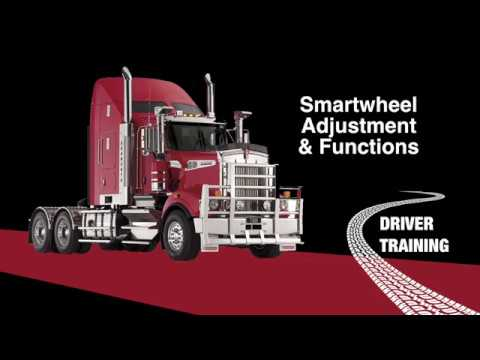 Kenworth T909 Smart Wheel