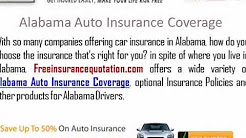 Alabama Auto Insurance Company - Cheap Auto Insurance Companies In Alabama