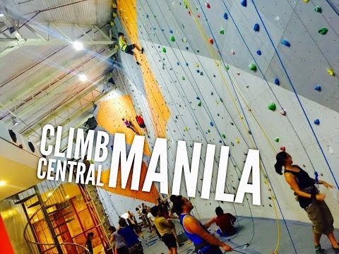 Climb Central Manila Now Open! The Portal Greenfield District Mandaluyong by HourPhilippines.com