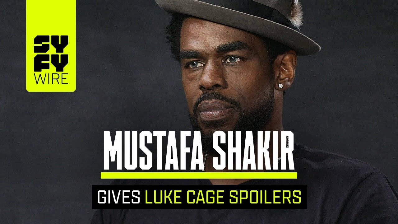 Luke Cage\'s Mustafa Shakir On Season 3, Bushmaster\'s Origins & More ...