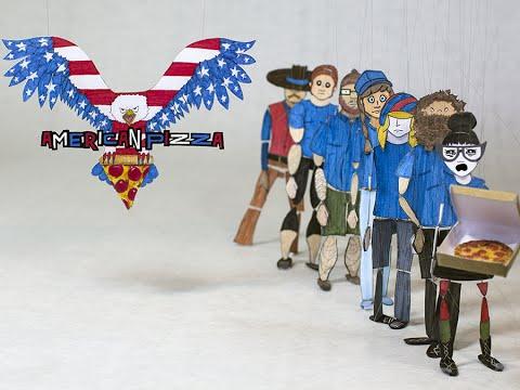 American Pizza Episode 1: Pilot