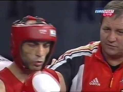 BOXING World Amateur Championships Finals 2005 2