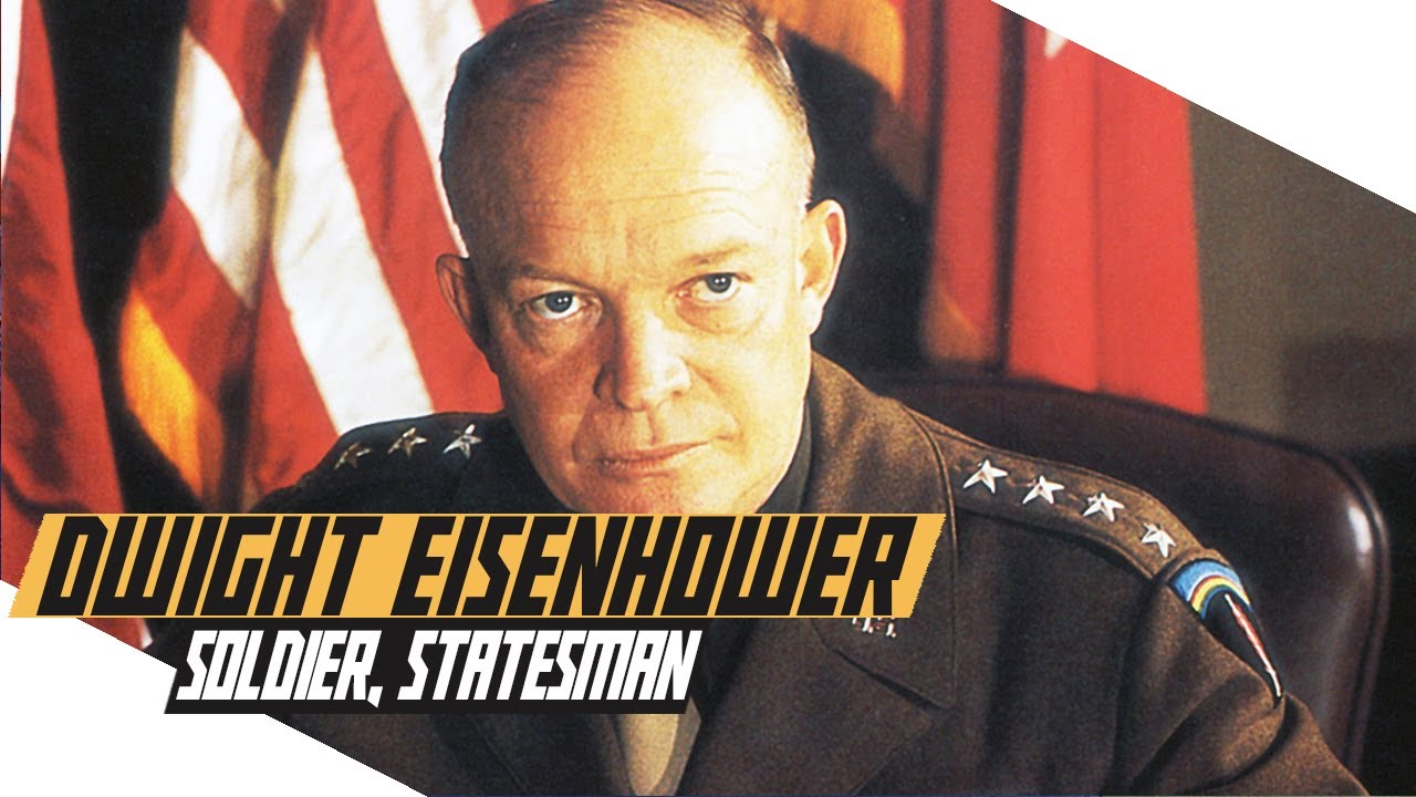 Eisenhower: Soldier, General, President - COLD WAR DOCUMENTARY