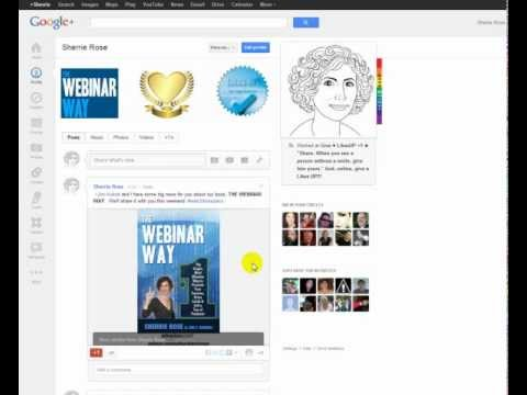 Sherrie Rose G Google Plus