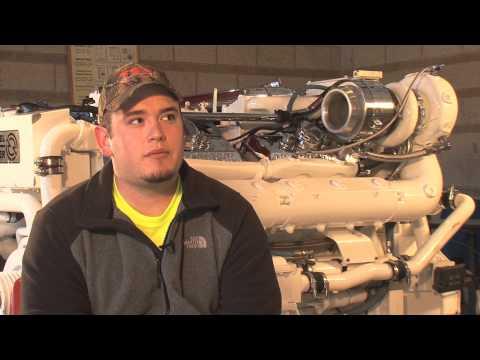 Program Spotlight: Heavy Equipment Service Engineering Technology