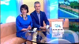 Ирина Муромцева Утро России Эфир от 02.12.2013