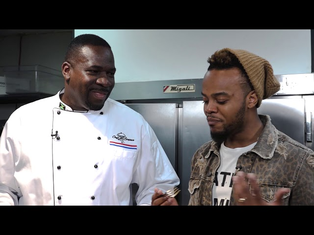 Season 3 Ep 04 - Cook-Up with Chef Patrick feat. Travis Greene
