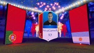 DE VUELTA AL FIFA 18(I AM BACK BABYYYSSS😍)