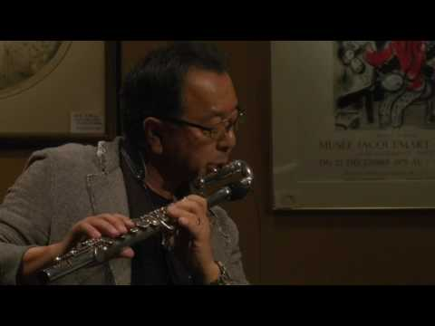 Soul Eyes featuring Nori Tani on Alto Flute