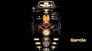 Iron Man Android Theme