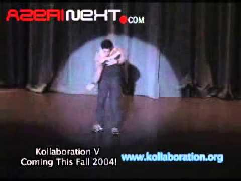 Видео, Танцует как будто без костей
