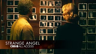 Alfred Cross-Examines Susan At The Agape Lodge On Strange Angel