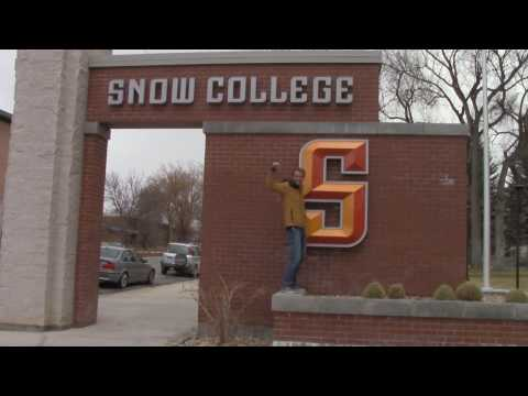 Seth and Madi Snow College Campaign Video 2017