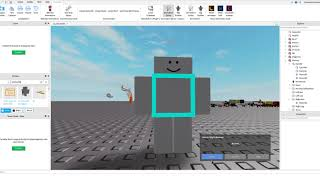 How to rig weapons in roblox