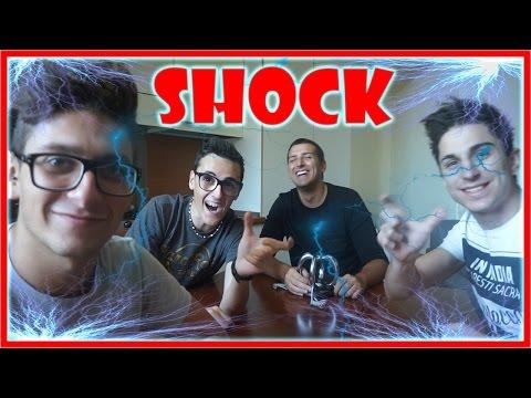 Maze Runner - La Fuga - Electric Shock Challenge - Velocità W/Mates