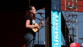 Mandy Harvey Singing 39 Try 39 No Barriers Summit