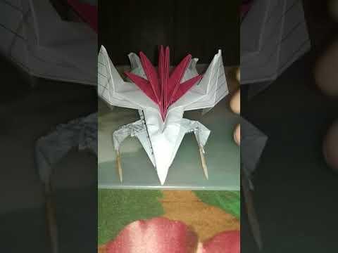 Future Fighter jet .Paper plane design