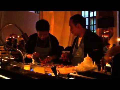 Die Profi Sushi-Köche Aus Dem EAST Hamburg