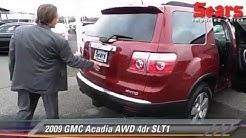 Used 2009 GMC Acadia AWD SLT1 - Minnetonka, Minneapolis, Bloomington, MN
