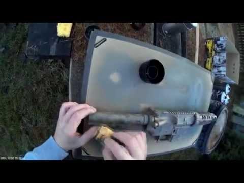 Camo paint job - Specna Arms SA-A06 (ATACS)