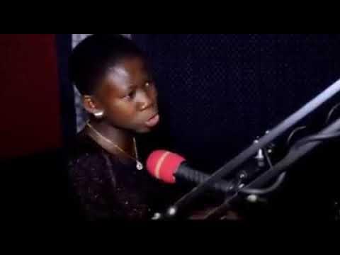 De youngest musician in Ghana now