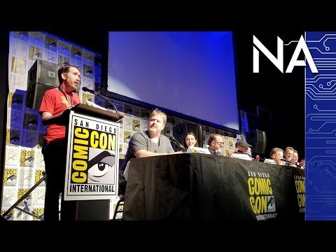 I Know That Voice! The Series - Comic Con Special Panel
