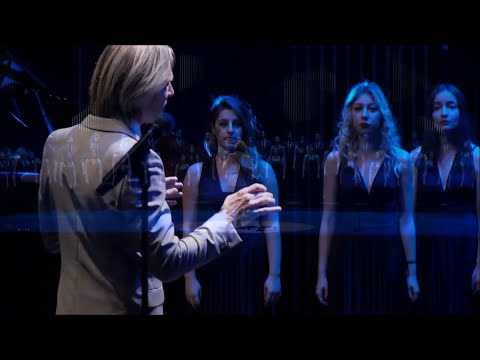 Eric Whitacre & Rezonans - Enjoy The Silence (Depeche Mode)