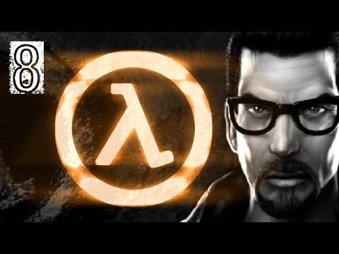Half Life | Blind Playthrough - Part 8 (Fuel and Oxygen)