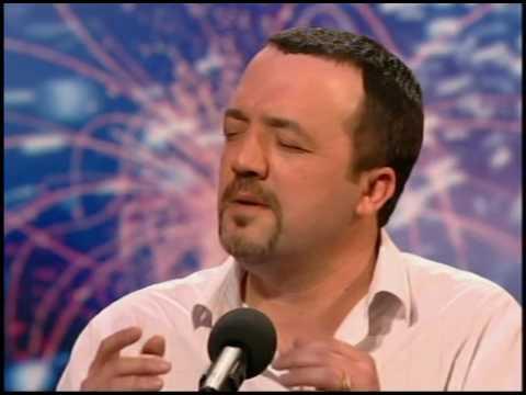 Jamie Pugh-Britains got talent  2009