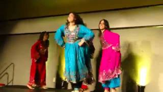 Ramin Atash Songs Dance & Attan By Nice Afghan Gilrs 2011