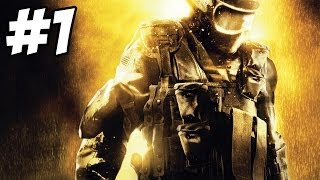 F.E.A.R. Extraction Point Walkthrough | Interval 01: Contamination | Part 1 (Xbox360/PS3/PC)