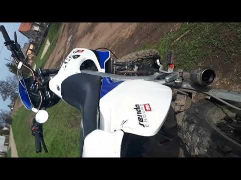 Derbi senda x race 2004 motor show