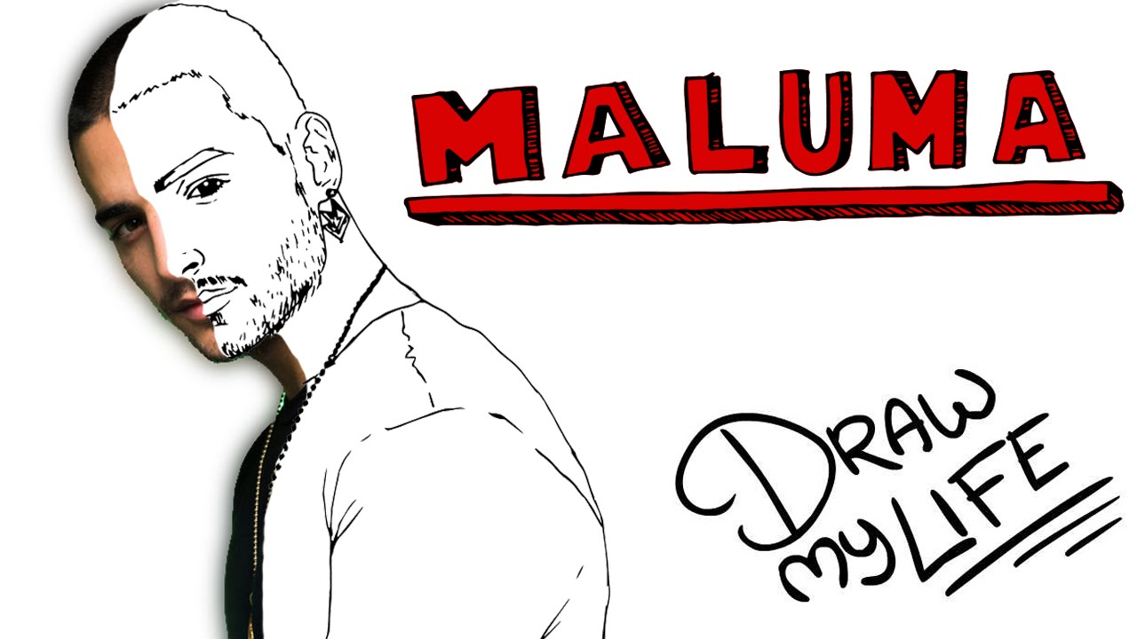 MALUMA | Draw My Life