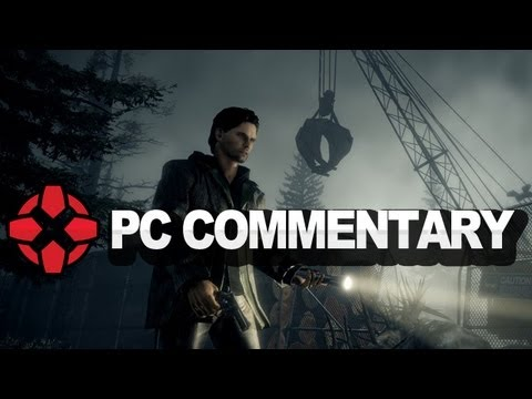 Alan Wake - PC Version Commentary