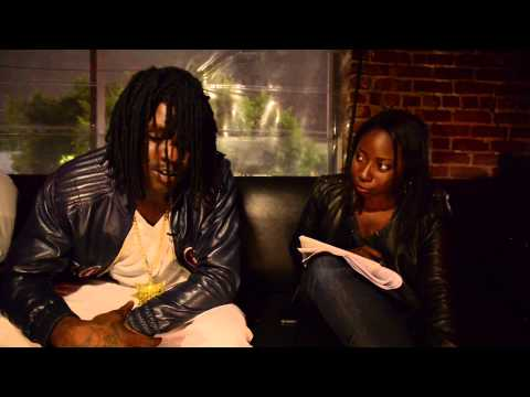 Exclusive: Chief Keef Interview and Performance from Hollywood