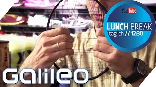 Wie gut sind Ein-Euro-Shop Produkte? | Galileo Lunch Break