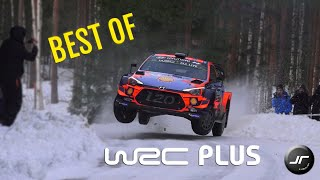 Best of WRC Plus Rally Cars | Flat Out & Maximum Attack | Pure Sound | JR-Rallye