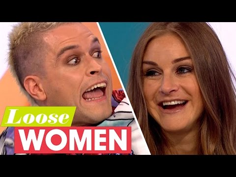 Big Brother's Pete & Nikki Reunite On The Show!   Loose Women
