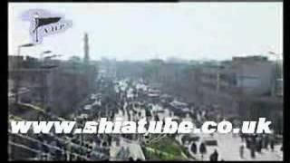 Hassan Sadiq 2008 Karbal Se Shaam Noha Nohay Nawha