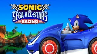 Sonic & Sega All-Stars Racing - All Missions - Full Walkthrough [PC - Steam 4K , 60 Fps]