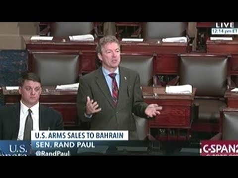 Rand Paul Make Clear Saudi Arabia Is A True Enemy Of The United States And Christianity!