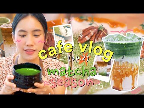 Cafe Vlog ♡ ทำงานคาเฟ่ในวันฝนพรำ | MayyR x 11AM Cafe